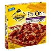 California Pizza Kitchen Sicilian RecipeCrispy Thin Crust -12.8