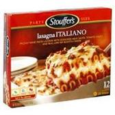 Stouffer's Frozen Family Size Italiano Lasagna - 90 oz