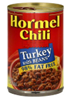 Hormel Turkey with Beans 98% Fat Free Chili, 15 OZ