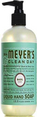 Mrs. Meyer's Hand Soap - Basil -12.5oz