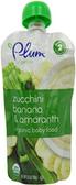 Plum Organics - Zucchini, Banana, & Amaranth -4oz