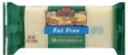 Store Brand Fat Free Mozzarella Block Cheese -8oz
