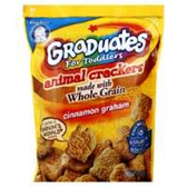Gerber Cinnamon Graham Animal Crackers