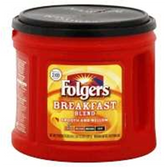 Folgers Coffee - Breakfast Blend - 27.8 oz