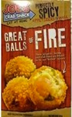 Joe's Crab Shack Eat  at Home - Great Balls of Fire -9oz