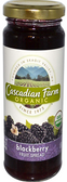 Cascadian Farms Organic Fruit Spread - Blackberry -10oz