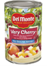 Del Monte No Sugar Added Very Cherry Mixed Fruit, 14.5 OZ