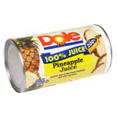 Pineapple Juice -12 oz