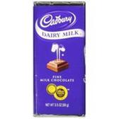 Cadbury Dairy Fine Milk Bar Chocolate -3.5 oz
