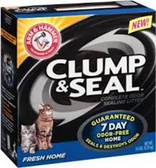 Arm & Hammar Clump &Seal Fresh Home Litter -19LB