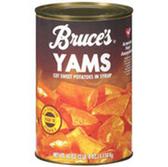Bruce's Yams -40 oz