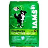 Iams Dog Minichunks Lifes Better - 17.5 Lb