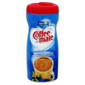 Coffee Mate French Vanilla - Liquid - 16 o z