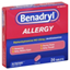 Benadryl Allergy Ultratabs, 24 CT