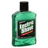 Williams Lectric Shave Regular Liquid Shaving Preparation - 7 Oz