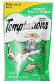 Whiskas Temptations Medley Flavor -3oz