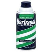 Barbasol Soothing Aloe Shave Cream - 11 Oz