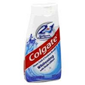 Colgate 2 In 1 Whitening Toothpaste - 4.6 Oz