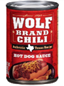 Wolf Hot Dog Sauce, 10 OZ