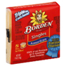 Borden Dairy Singles American Cheese Product -8ct