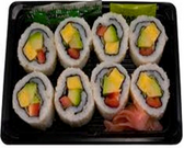 Vegetarian Roll -9 pieces