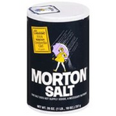 Morton Salt -4 oz