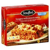 Stouffer's Frozen Food Lasagna With Meat Sauce -11.5 oz