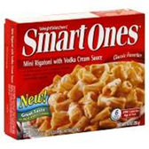 Smart Ones Frozen Mini Rigatoni W/ Vodka Cream Sauce-9 oz