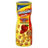 Gerber Graduates Strawberry Apple Puffs
