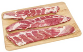 Pork Spare Ribs - 2lb