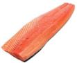 Fresh Organic Salmon Fillet -lb