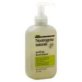 Neutrogena Naturals Purifying Facial Cleanser - 6 Fl. Oz.