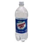 Canada Dry Club Soda - 1 L