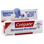 Colgate Sensitive Pro Relief Original Toothpaste - 4 Oz