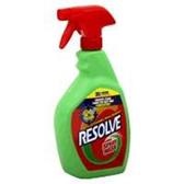 Resolve Spray N Wash Original Trigger Liquid Laundry Stain Remov