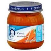 Gerber Baby 2nd Food - Carrots