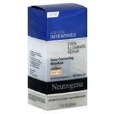 Neutrogena Ageless Intensives Tone Correcting Mositure Spf 30