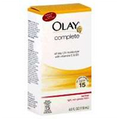 Olay Complete Spf 15 All Day Normal Moisture Lotion - 4 Fl. Oz.