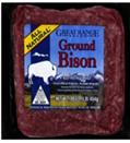 Ground Bison Meat- 16oz