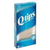 Q Tips Cotton Swabs - 170 Count