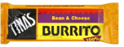 Tina's Bean and Cheese Burrito, 4oz