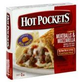 Hot Pockets Frozen Food Meatball and Mozzarella -9oz