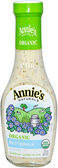 Annie's - Organic Buttermilk Dressing -8oz