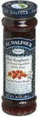St. Dalfour - Red Raspberry Jam -10oz