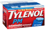 Tylenol PM Extra Strength Caplets, 100 CT