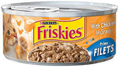 Friskies Prime Fillets Chicken & Tuna -5.5oz