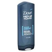 Dove Mens Care Clean Comfort Body And Face Wash - 13.5 Fl. Oz.