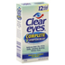 Clear Eyes Enhanced Formula Complete Eye Drops, .5 OZ