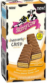 Skinny Cow Divine Filled Chocolate - Peanut Butter Crème -6pouch