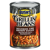 Bush's  Best Grillin' Beans Bourbon & Brown Sugar-22 oz